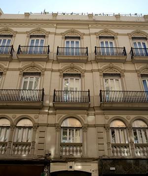 Edificio de Valencia