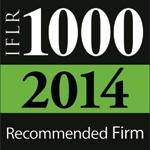IFLR1000 (2014) Recommended Firm Rosette_baja