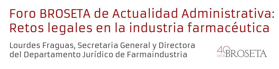 171026_Banner_ForoAA Farmaindustria